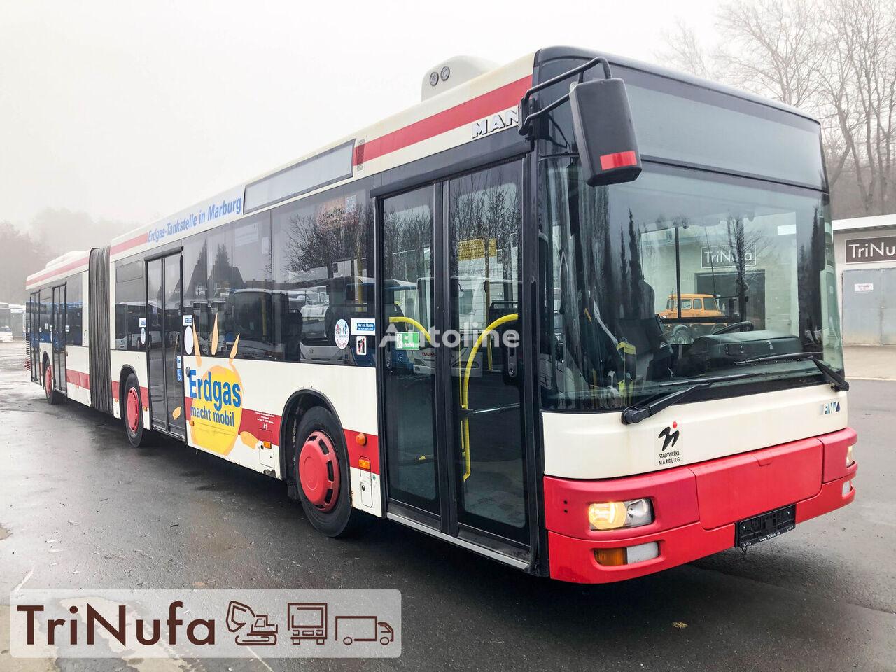 autobuz articulat MAN A 23 | Klima | Retarder | 4 Türen |