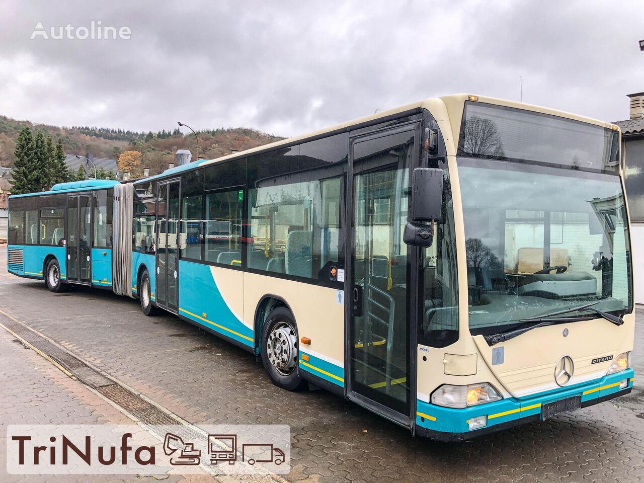 autobuz articulat MERCEDES-BENZ O 530 G - Citaro Ü | Retarder | Euro 3 | Tempomat |
