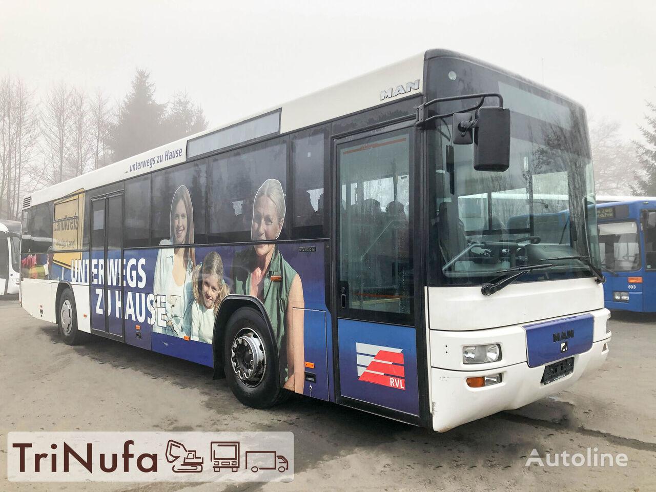 autobuz interurban MAN A 72 | Euro 3 | TÜV 11 / 2021 |