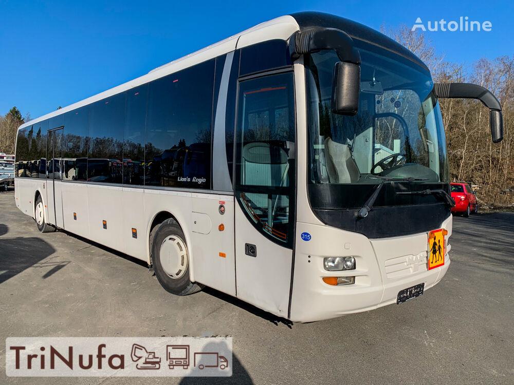 autobuz interurban MAN R14 Lion's Regio   Schaltgetriebe   Klima   62 Sitze  