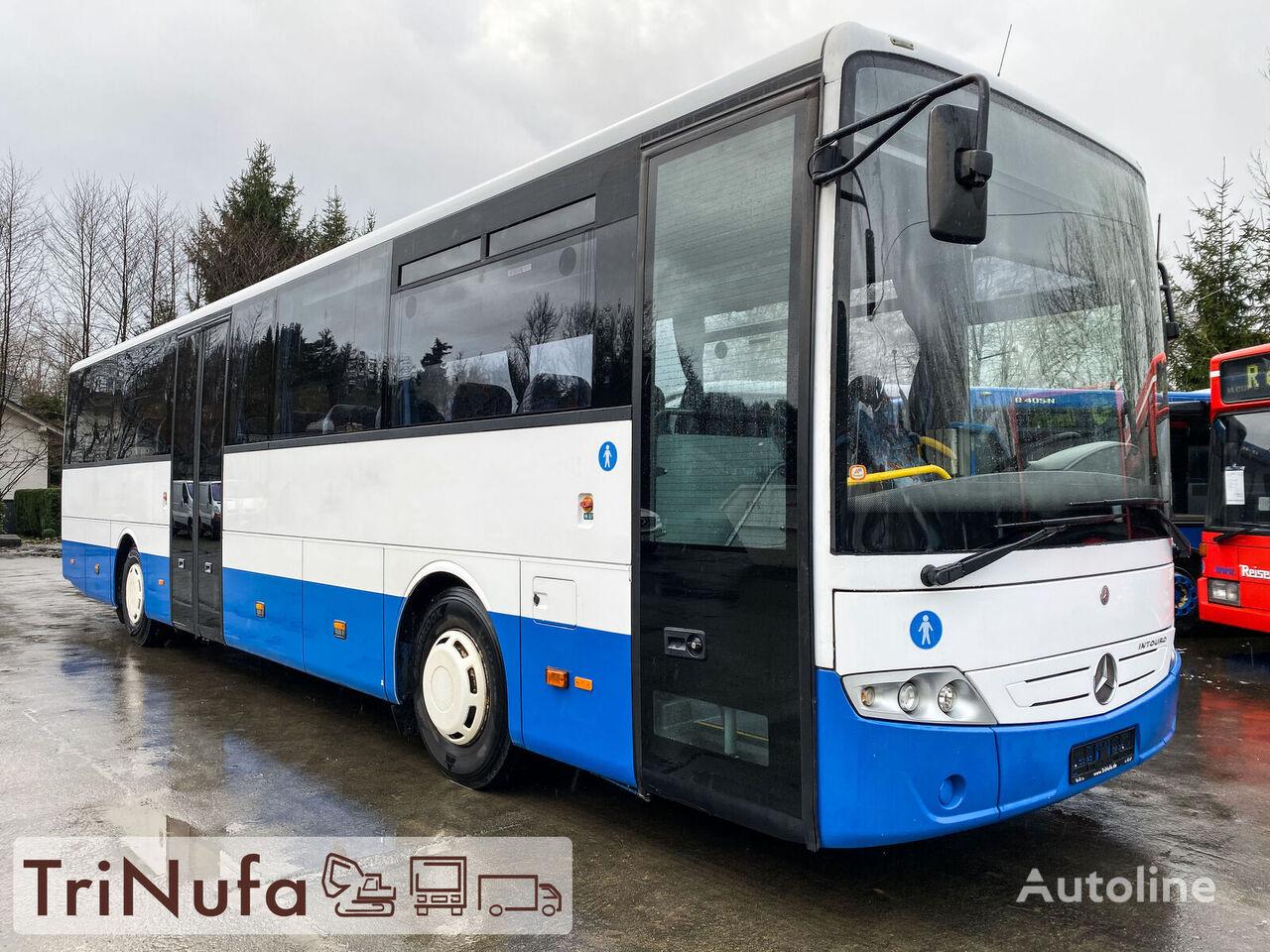 autobuz interurban MERCEDES-BENZ Intouro   org. KM   Schaltgetriebe   Euro 5  