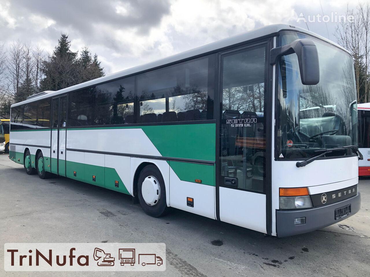 autobuz interurban SETRA S 319 UL