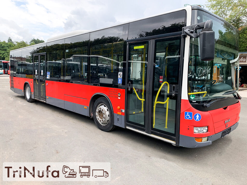 autobuz urban MAN A21   Klima   Retarder   Euro 4  