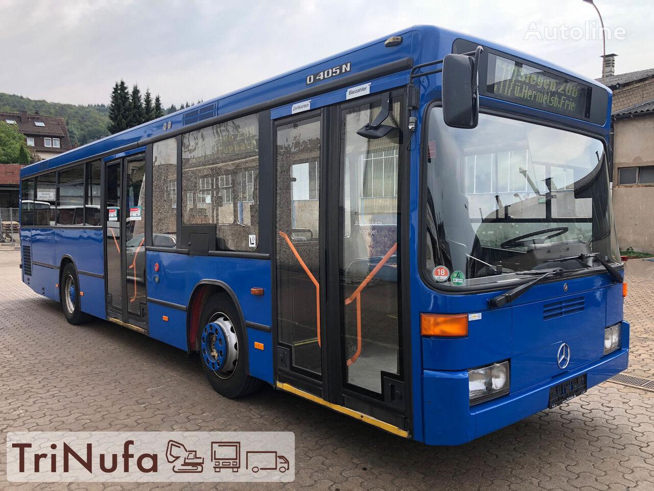 autobuz urban MERCEDES-BENZ O 405 N K F | Länge: 10,5 m | Höhe 2,71 m | Euro 4 |