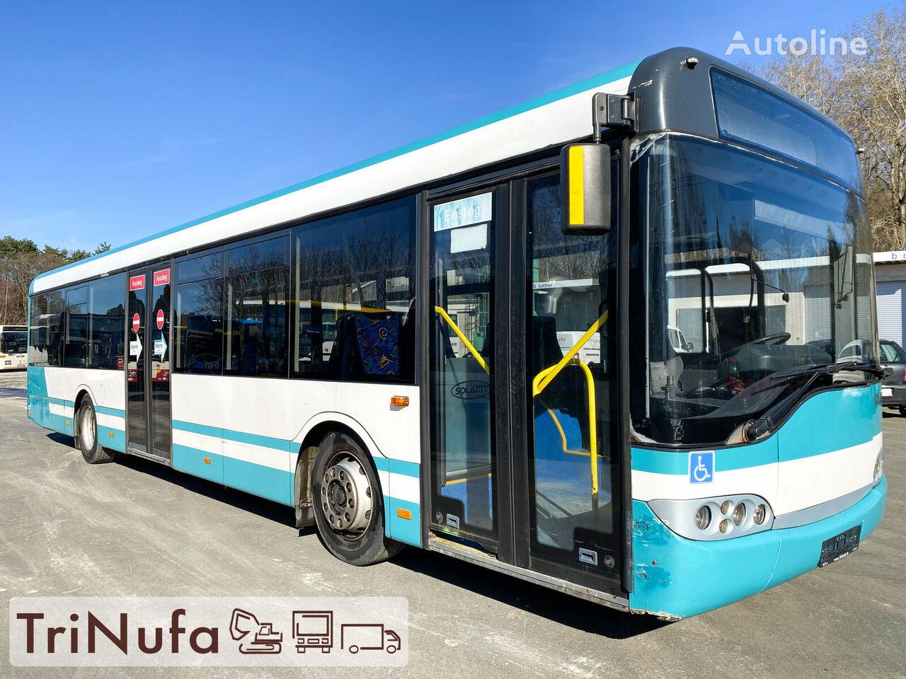 autobuz urban SOLARIS Urbino 12 | Voith 854.3E | Rampe |