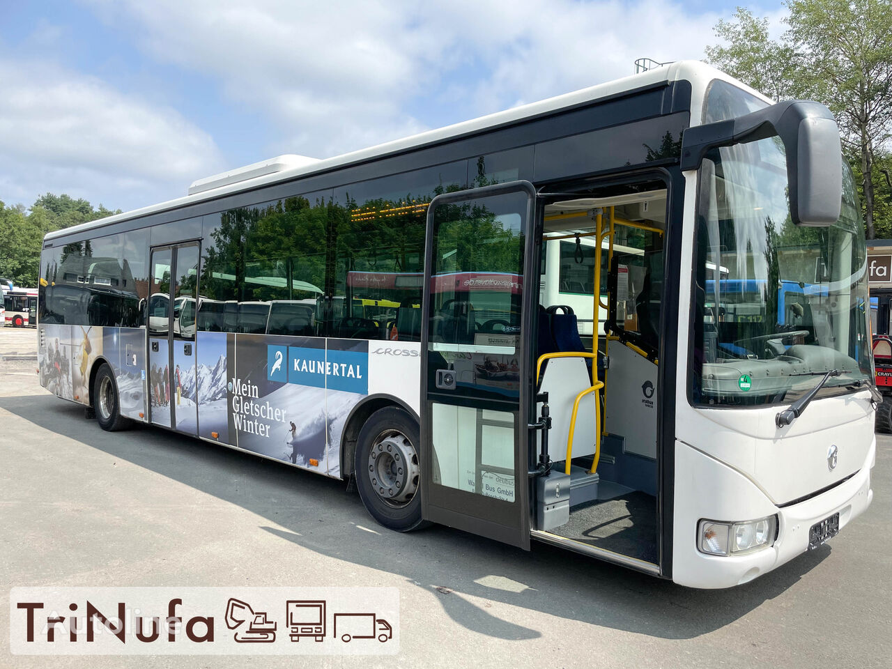 autobuz urban IVECO Crossway LE | Klima | Euro 5 EEV | Retarder |