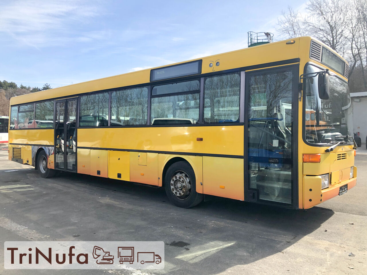 autobuz urban MERCEDES-BENZ Benz O 407