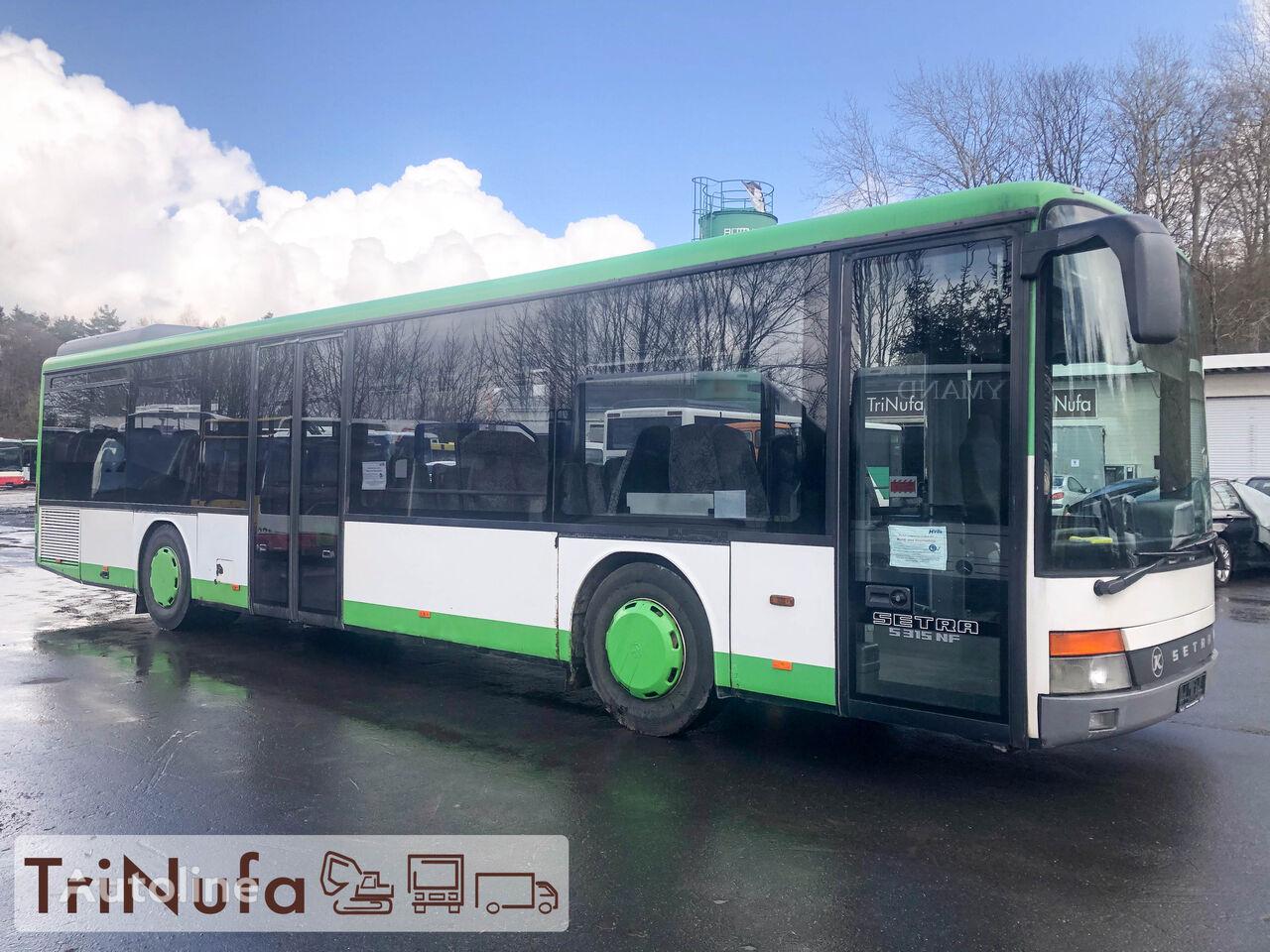 autobuz urban SETRA S 315 NF | TÜV | 299 PS | 48 Sitzplätze | Schaltgtr. |