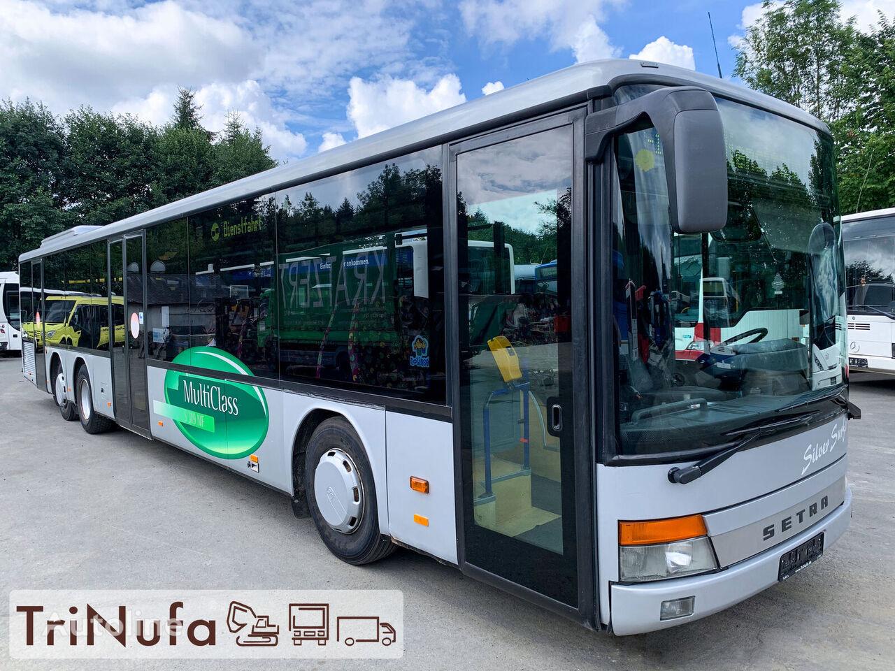 autobuz urban SETRA S 319 NF | Retarder | Klima | 3 Türen |
